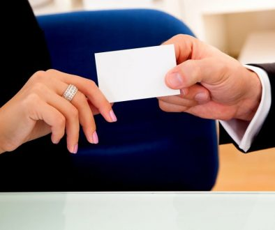 Are business cards still relevant?
