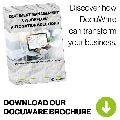 Download our DocuWare Brochure