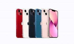 iPhone 13 Colour Range